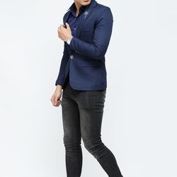 Áo vest Titishop màu xanh đen AVN66 - giá sỉ, giá tốt