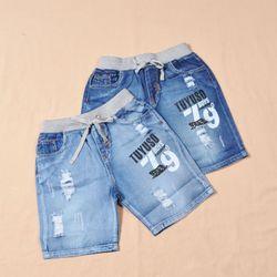 Quần jeans Lửng bé trai TUYUSO