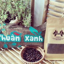 Cà phê hạt Buôn Ma Thuột Robusta 200g giá sỉ
