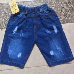 quần lửng jeans cotton giá sỉ, giá bán buôn