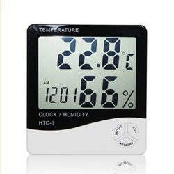Nhiệt kế điện tử đo độ ẩm và nhiệt độ HTC-1 giá sỉ