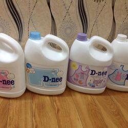 Nước giặt D-nee 3 lít giá sỉ