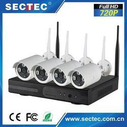 Bộ Kit Camera Wifi 4 kênh