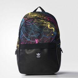 Balo thời trang A.d.i.d.a.s Originals Essentials Backpack Black/Multicolor AO3423
