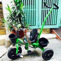 xe đạp 3 bánh có tay đẩy giá sỉ