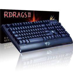 Bàn phím giả cơ game và văn phòng Vision VSP RDRAGS-II giá sỉ