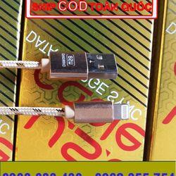 Cáp sạc- cáp DATA - choiphone 5.6 dây dù  chất lượng cao Full box