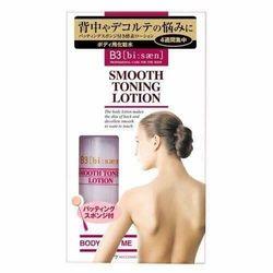 Lotion loại bỏ và ngăn ngừa mụn vết thâm ngực và lưng B3 Smooth Toning Lotion