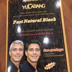 Gội đầu đen tóc Yucaitang