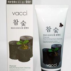 VACCI - Sữa rửa mặt trắng da tinh chất than giá sỉ