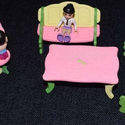 Mô hình đồ chơi gia đình ITIDA