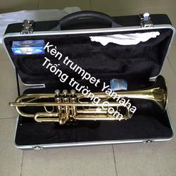 Kèn trumpet Victoria trắng bạc giá sỉ