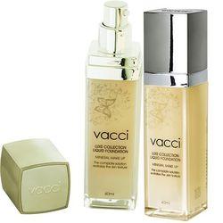 VACCI-KEM NỀN TRANG ĐIỂM KIỂM ÁT DẦU - LIQUID FOUNDATION