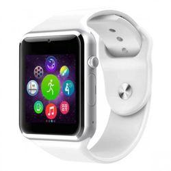 Đồng hồ thông minh đa chức năng A1 trắng