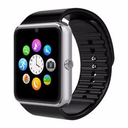 Đồng hồ thông minh smartwatch Mobile GT08 bạc giá sỉ