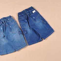 Quần jeans Lửng bé trai ngôi sao giá sỉ