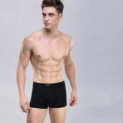 Combo 3 quần lót nam thun co giãn tốt Đen - ms 17005 giá sỉ