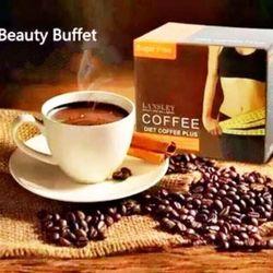 Cà phê giảm cân bổ sung collage n Lansle y Thái Lan Die t Coffee Plus