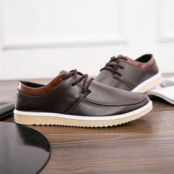 Giày thể thao da nam