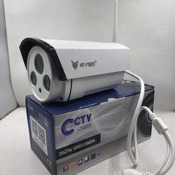 Camera wifi HN-vision thân ngoài trời HD-720P kèm nguồn và chân đế IP27 giá sỉ