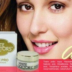 Kem điều trị mụn White Doctors Acne Pro giá sỉ