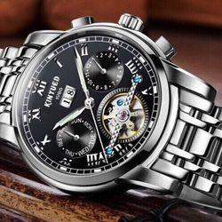 Đồng hồ kinyued 1986 đen
