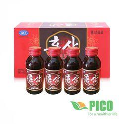 Nước Hồng Sâm Đóng Chai DONGNAM Hộp 10 Chai
