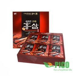Nước Hồng Sâm TAEWOONG Hàn Quốc Hộp 30 Gói