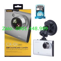Camera hành trình trên xe ô tô REMAX CX 01