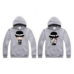 áo khoác hoodie in theo mẫu giá sỉ