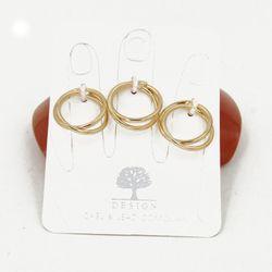 Sét nhẫn nữ hàng xuất AN1810