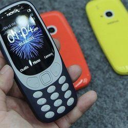 Nokia 3310 dual Sim 2017 Warm Red Glossy