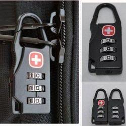 Bộ 02 ổ khóa vali giá sỉ
