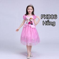 BÁN SỈ - Đầm công chúa Elsa xòe