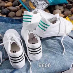 giày bata trắng sỉ giá rẻ