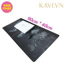 Bàn di chuột KAVI miếng lót chuột cỡ lớn 80x30cm cho game thủ Việt Nhiều hình giá sỉ