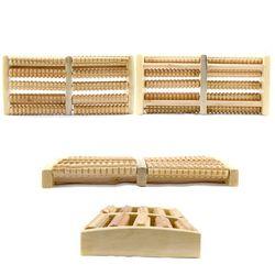 Bàn gỗ massage chân 5 hàng - ms 17065 giá sỉ