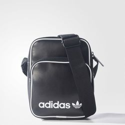 Túi đeo chéo A.d.i.d.a.s Originals Mini Vintage Bag Black