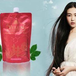 Hấp dầu tóc siêu mượt Yulum 500ml - ms 17073