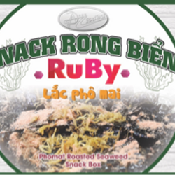 Snack Rong Biển RuBy giá sỉ