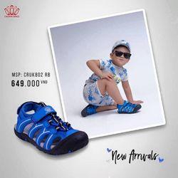 Giày trẻ em giá sỉ