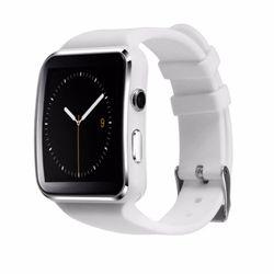 Đồng hồ thông minh X6 màn hình cong ( trắng)
