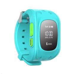 Đồng hồ định vị giám sát cho trẻ em GPS PTC Xanh dương giá sỉ
