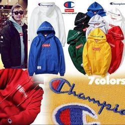 áo hoodie SUPREMEE x CHAMPION giá sỉ