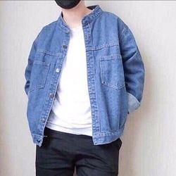 áo khoác jean nam