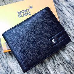 Bóp da nam Mon t Blanc cao cấp TGS12516 hàng nhập khẩu quảng châu