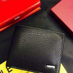 Bóp da nam Sanzhou TGS4536 hàng nhập khẩu quảng châu với chất da cao cấp