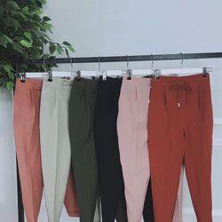 quần baggy màu cotton - giá sỉ, giá tốt