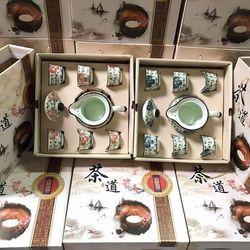 Bộ bình trà Nhật full box