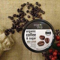 Muối tẩy tế bào chết Cafe Organic hủ 250gr giá sỉ
